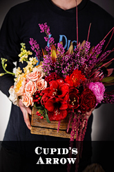 Romantic Rose and floral arrangements in Dallas
