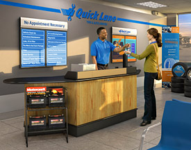 quick lane - quick lane dealer - mertz ford is quick lane dealer for columbia illinois